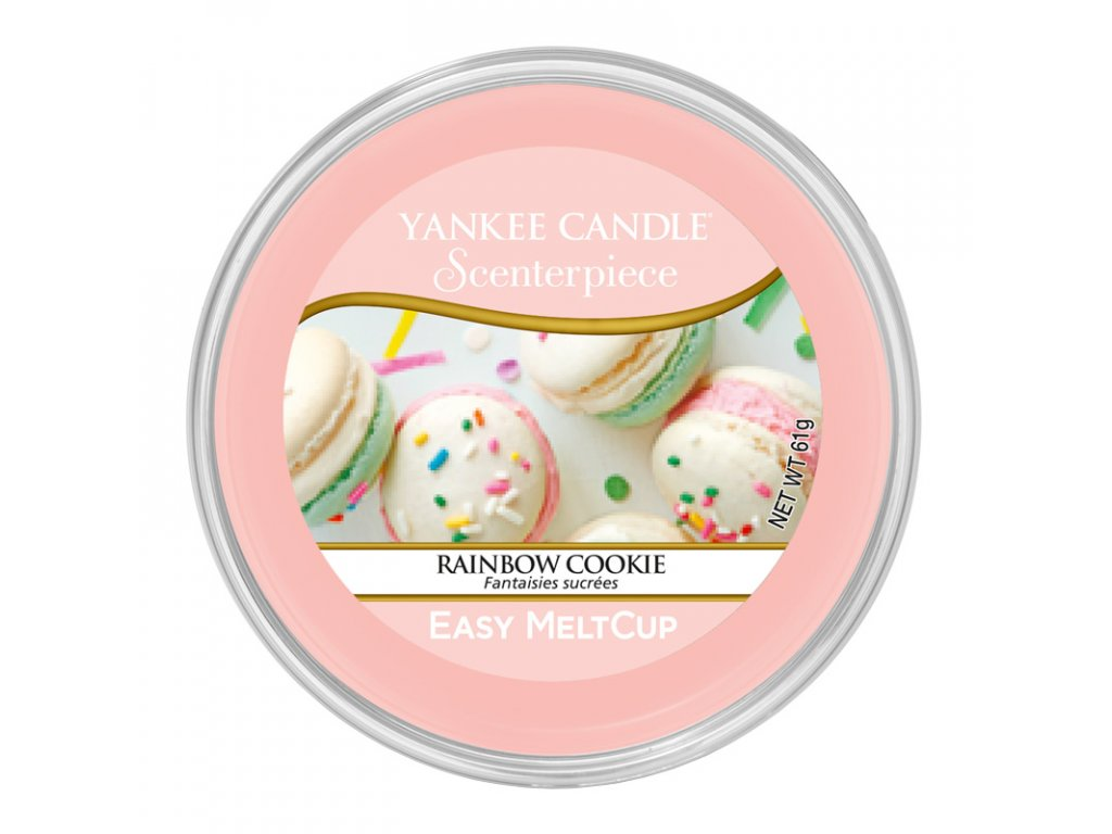 10100 yankee candle vosk rainbow cookie easy meltcup