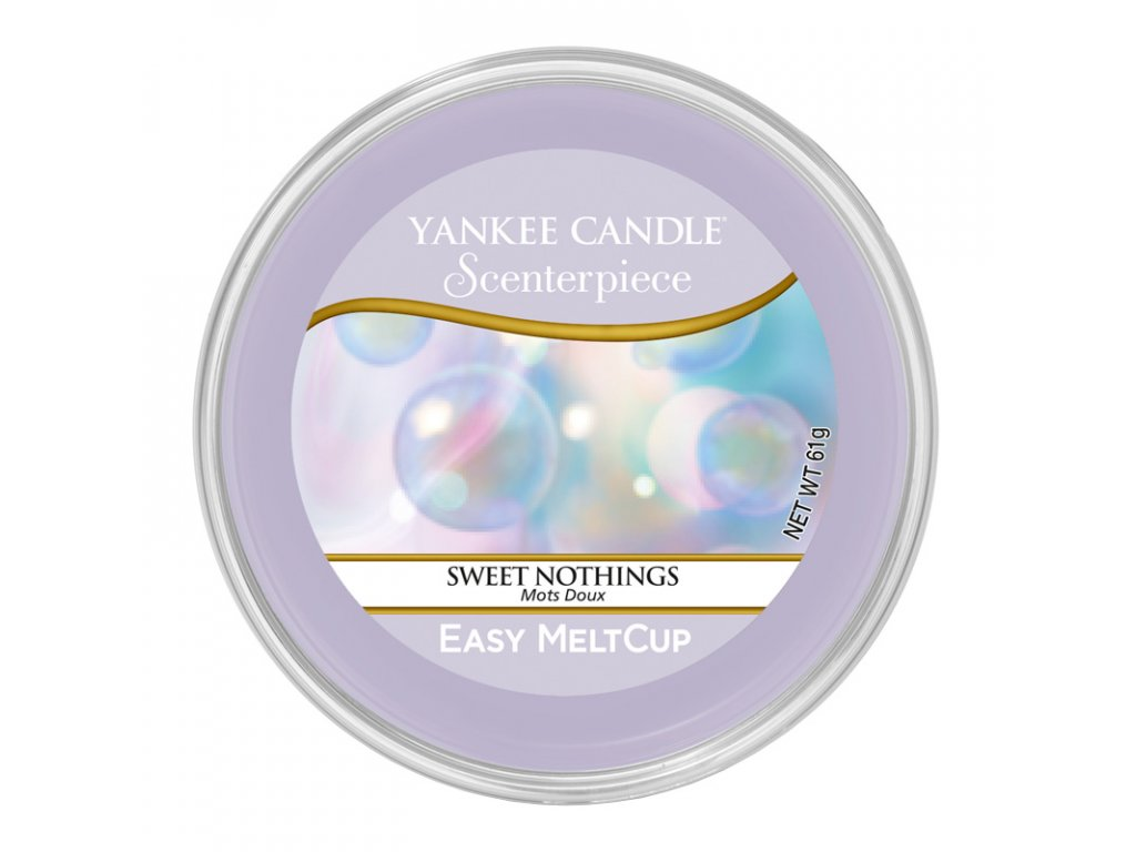 10142 yankee candle vosk sweet nothings easy meltcup