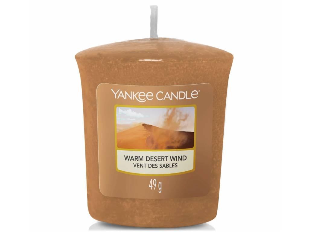 yankee candle warm desert wind votivni