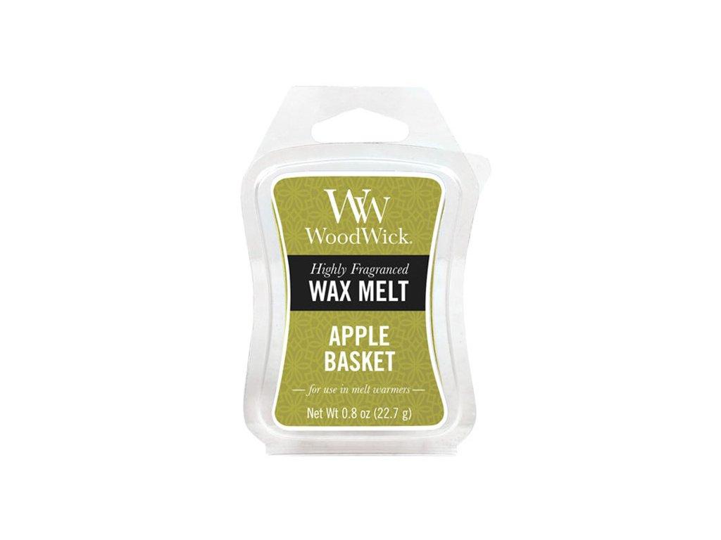 10415 woodwick vonny vosk kosik jablek