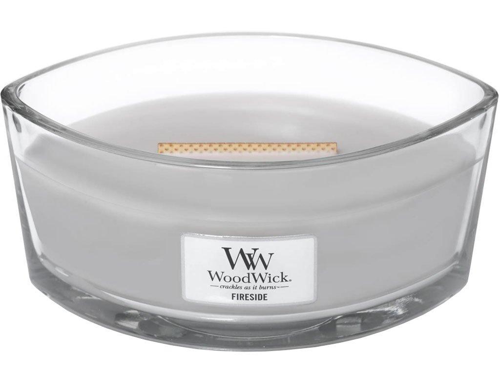 woodwick fireside lodicka