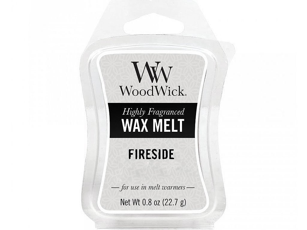 woodwick fireside vosk do aromalampy