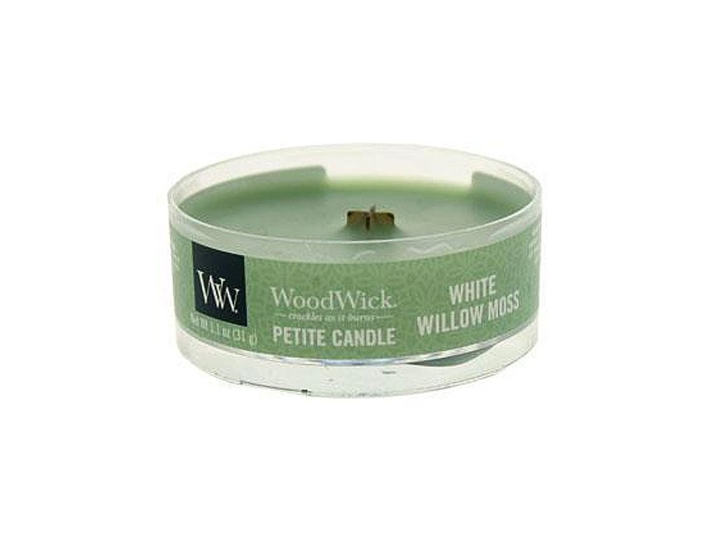 10730 woodwick petite candle vonna svicka vrba a mech