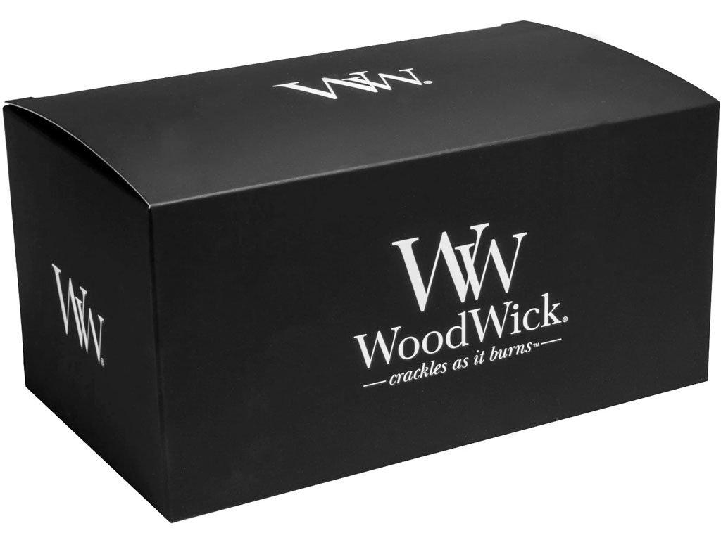 10841 woodwick darkova krabicka na svicku se sirokym knotem