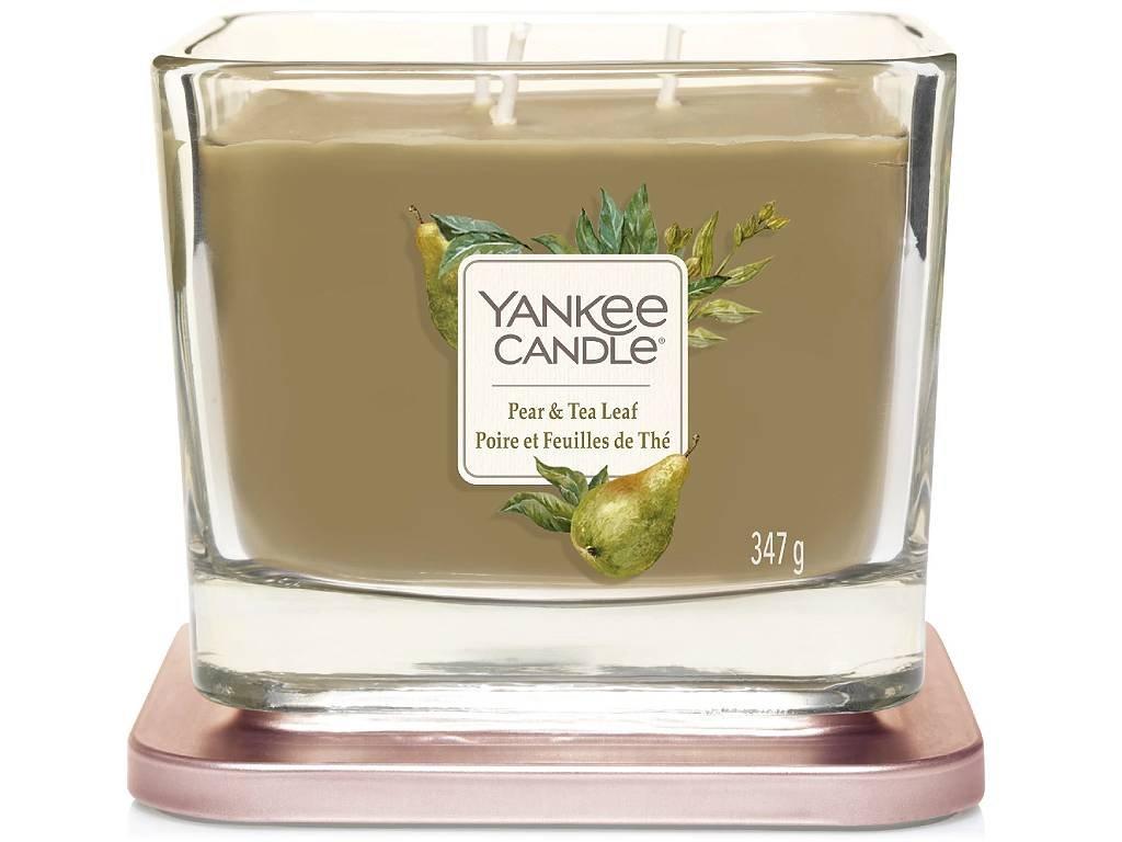 11018 yankee candle elevation vonna svicka pear tea leaf stredni