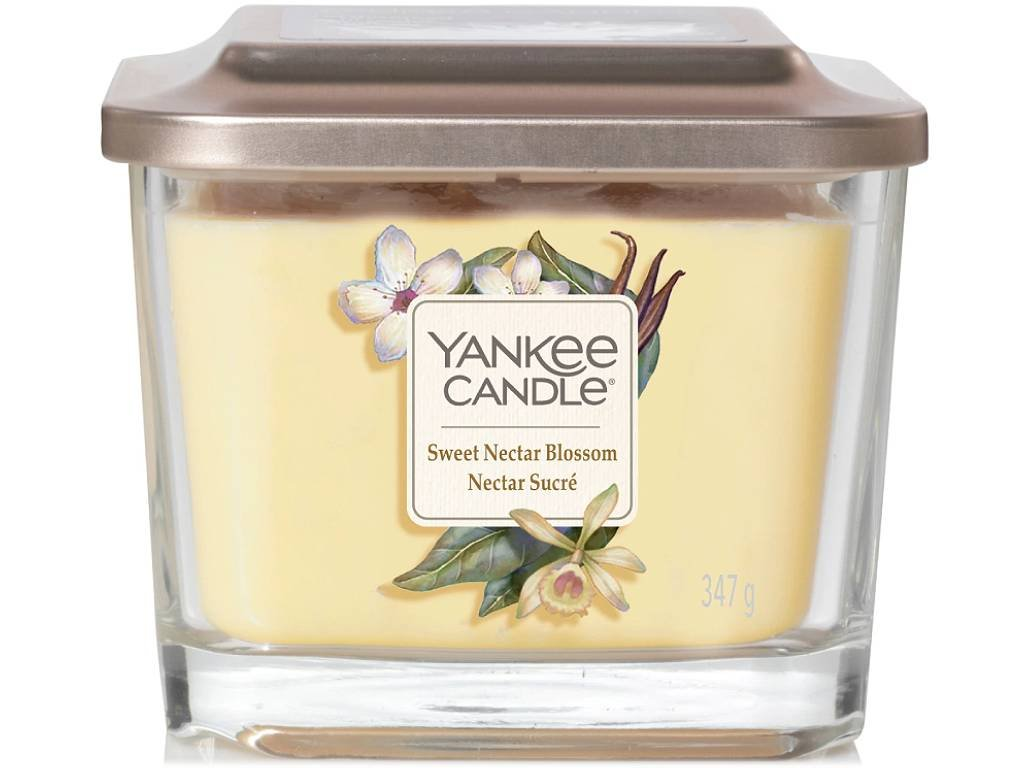 yankee candle sweet nectar blossom vicko stredni