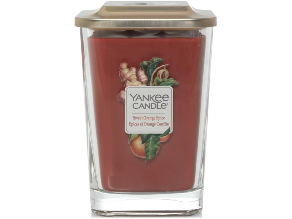 yankee candle sweet orange spice vicko velka