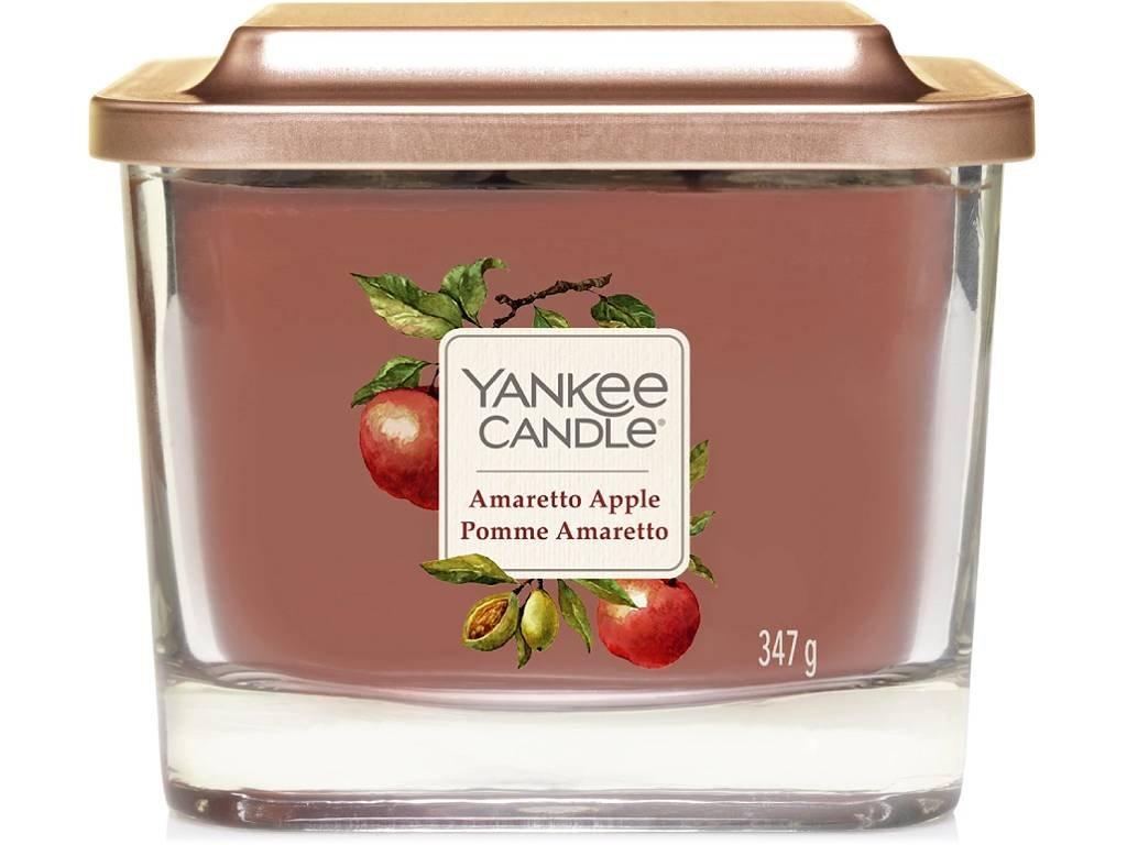 yankee candle amaretto apple vicko stredni