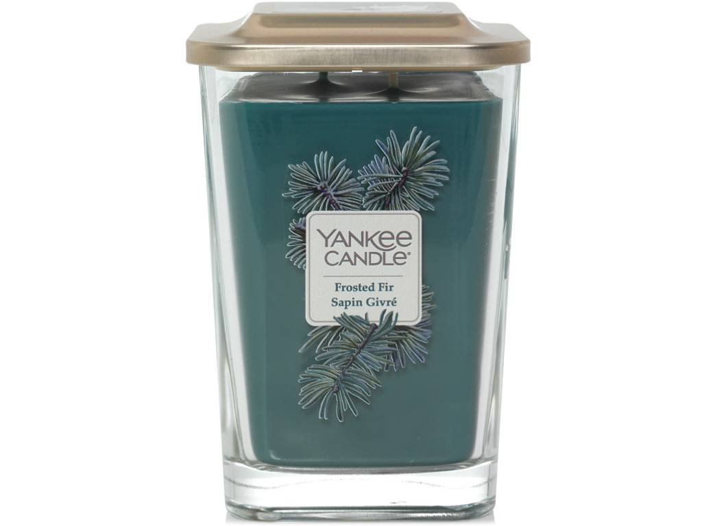 yankee candle frosted fir vicko velka