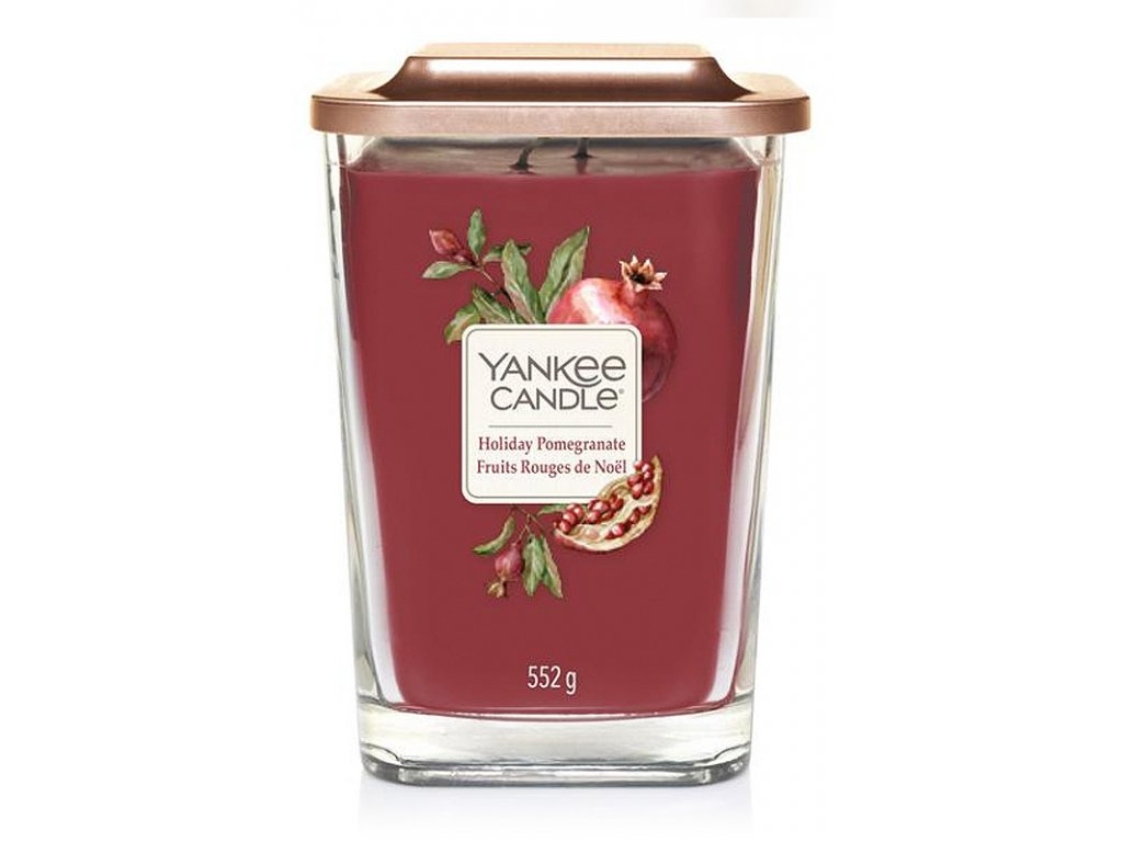 11087 yankee candle elevation vonna svicka holiday pomegranate velka