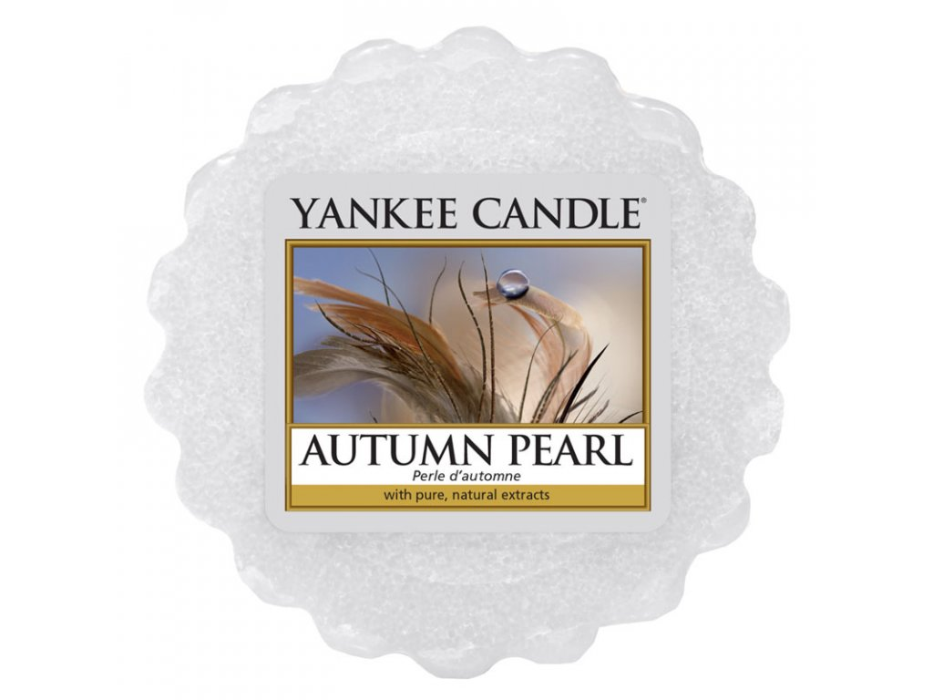 11117 yankee candle vonny vosk autumn pearl