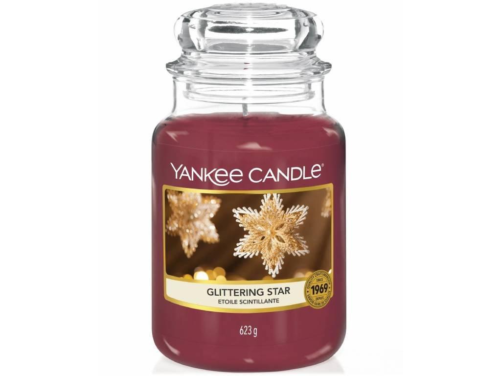 yankee candle glittering star velka