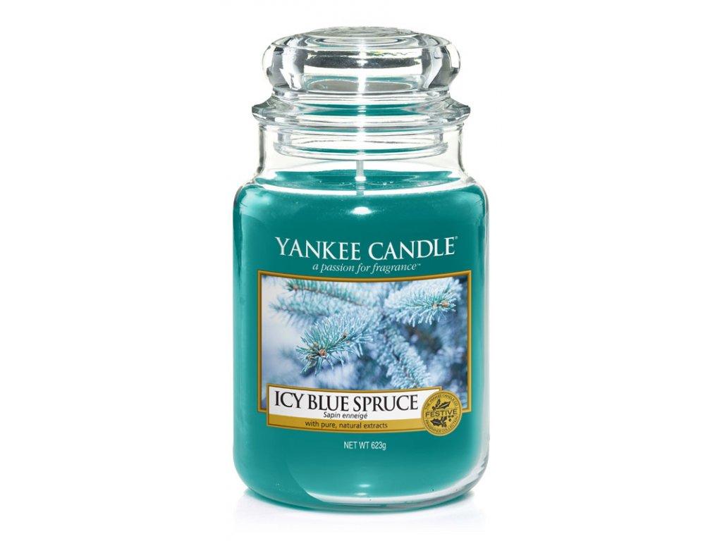 11195 yankee candle vonna svicka icy blue spruce velka