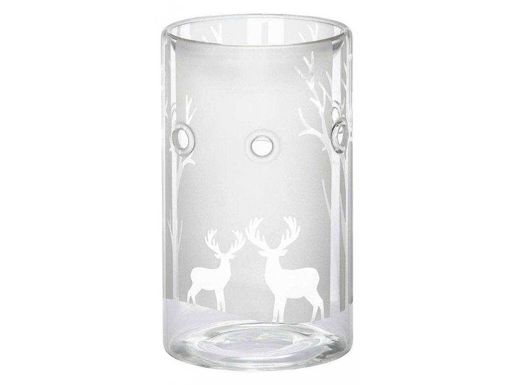 11327 yankee candle aromalampa winterscape