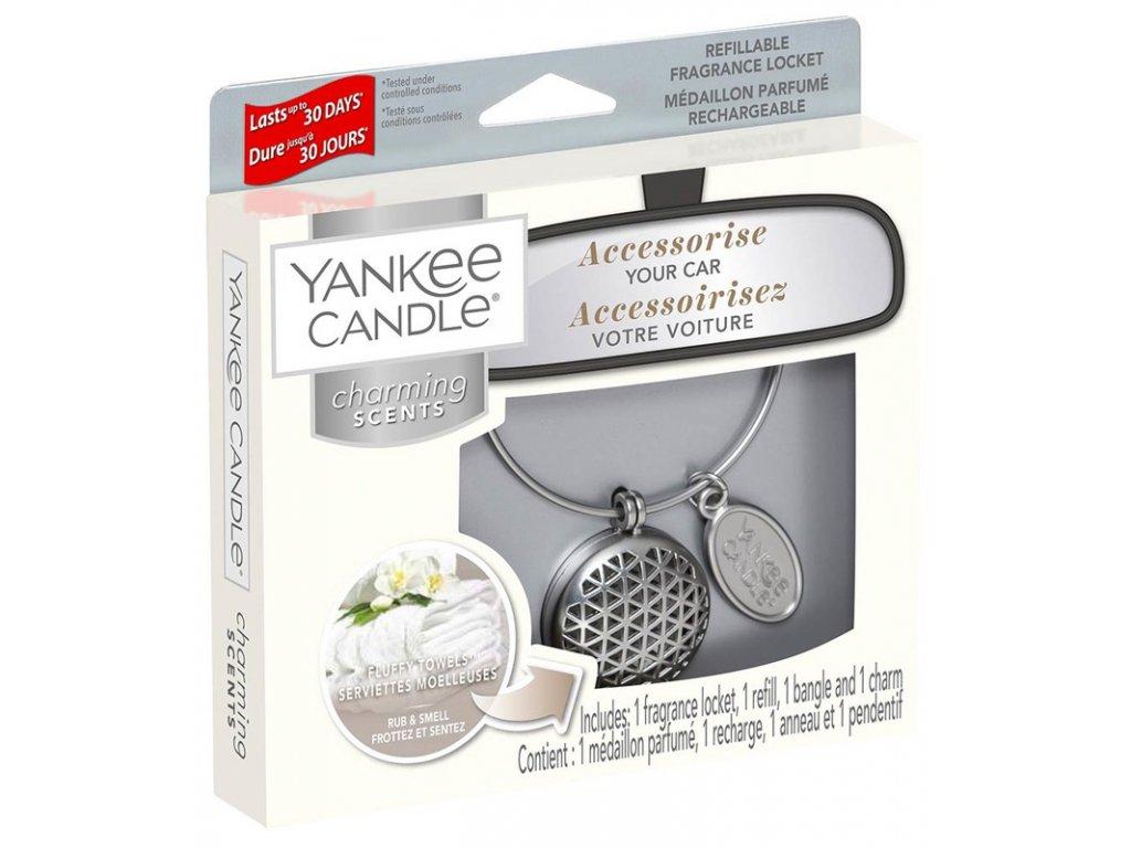 11426 yankee candle charming scents set geometric vune do auta fluffy towels