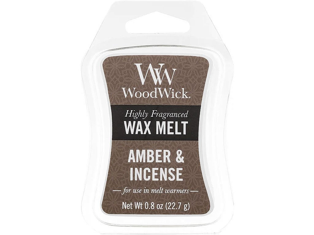 woodwick vosk amber incense