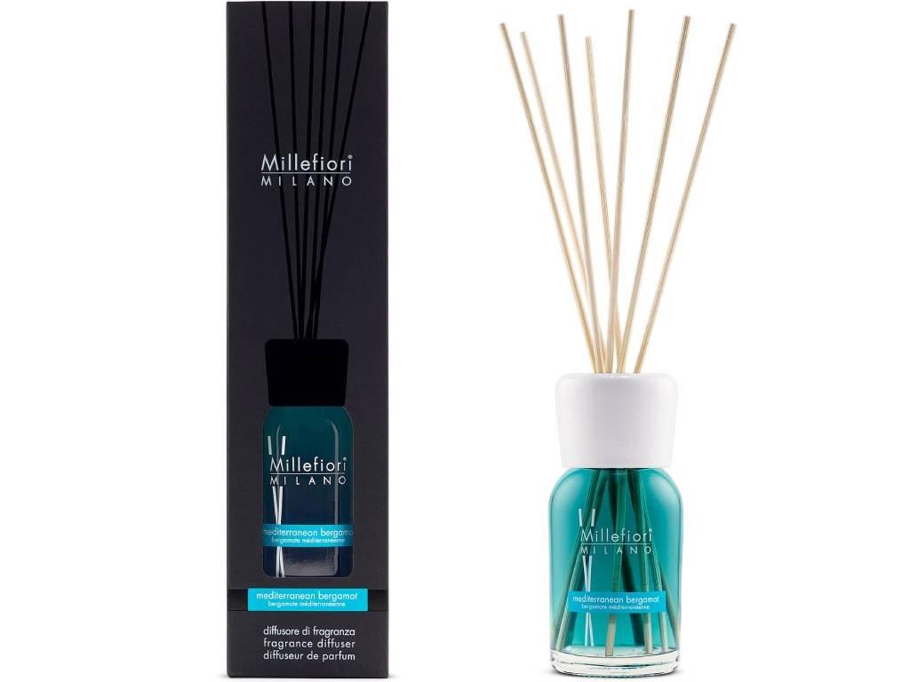 11627 millefiori milano natural aroma difuzer mediterranean bergamot 100 ml