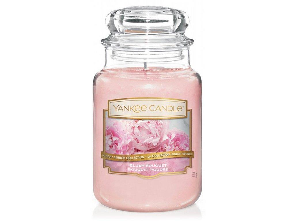 11681 yankee candle vonna svicka blush bouquet velka