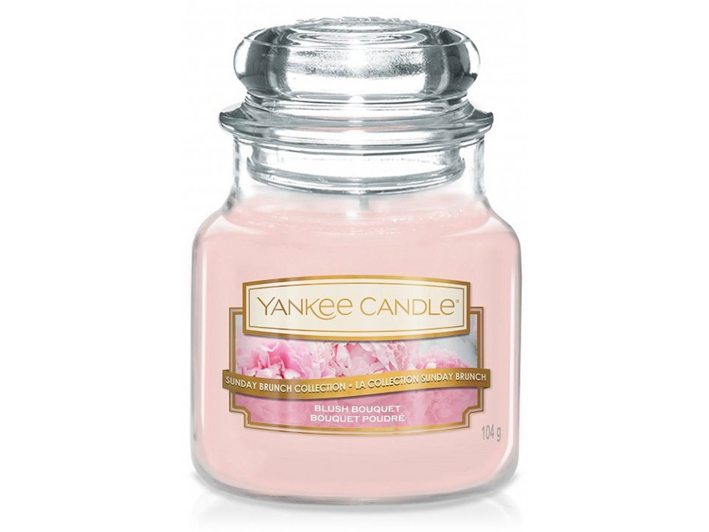 11687 yankee candle vonna svicka blush bouquet mala