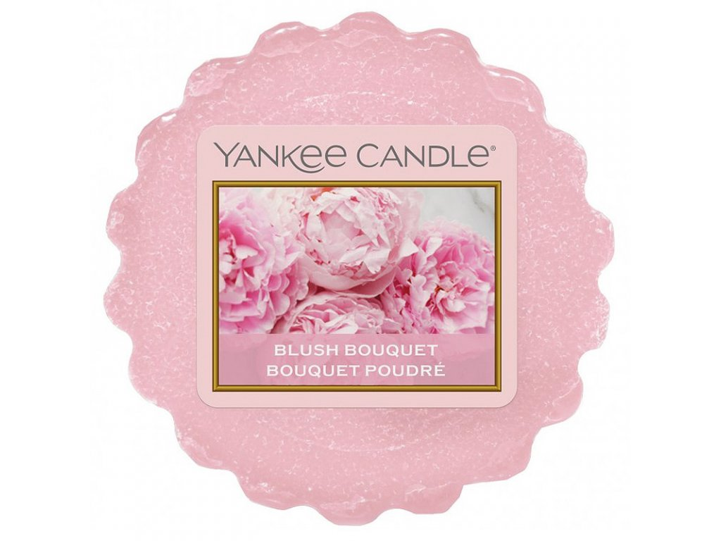 11690 yankee candle vonny vosk blush bouquet