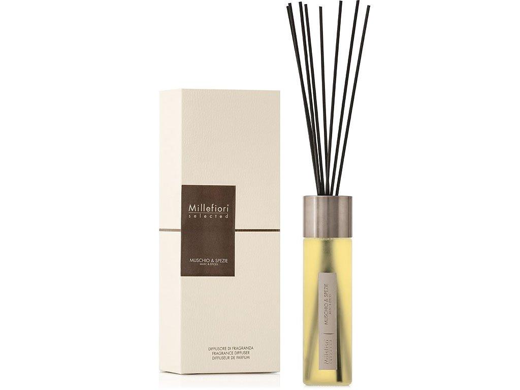 11777 millefiori selected aroma difuzer mech a koreni 350 ml