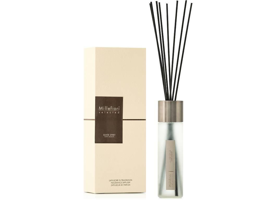 millefiori milano selected difuzer silver spirit 350 ml