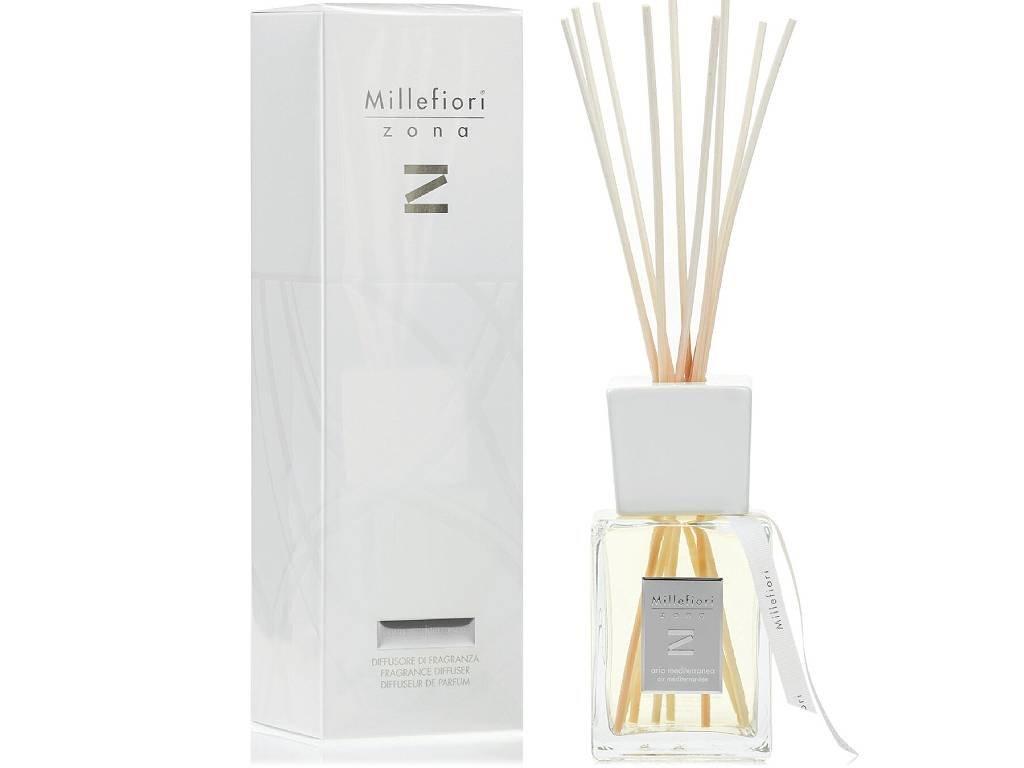 12065 millefiori zona aroma difuzer aria mediterranea 500 ml