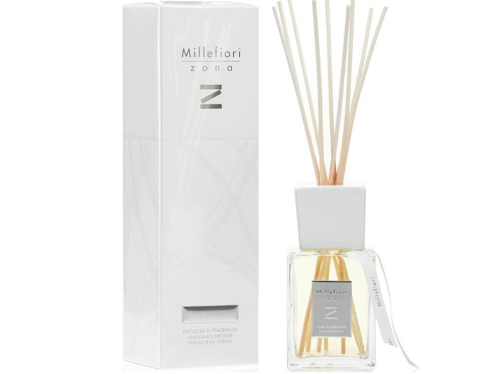 12080 millefiori zona aroma difuzer ruze madelaine 500 ml