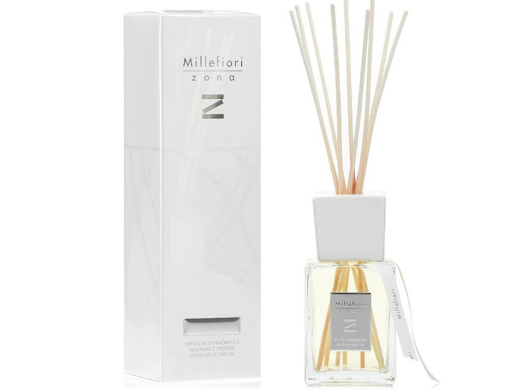 12083 millefiori zona aroma difuzer spa massage thai 500 ml