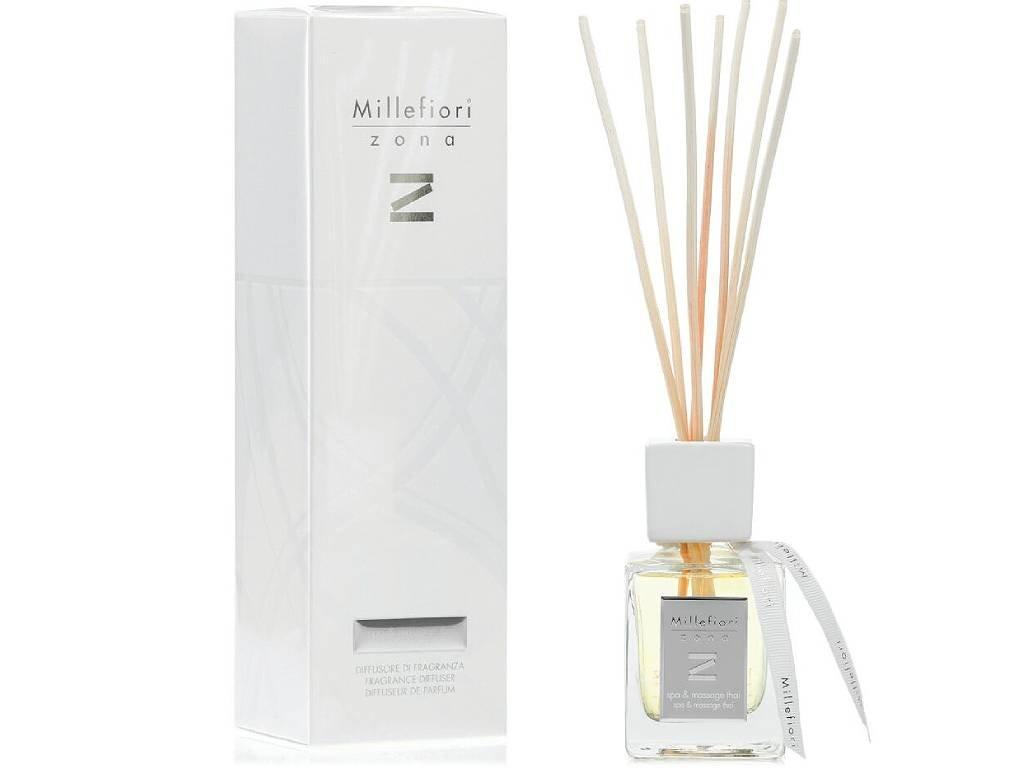 12110 millefiori zona aroma difuzer spa massage thai 100 ml