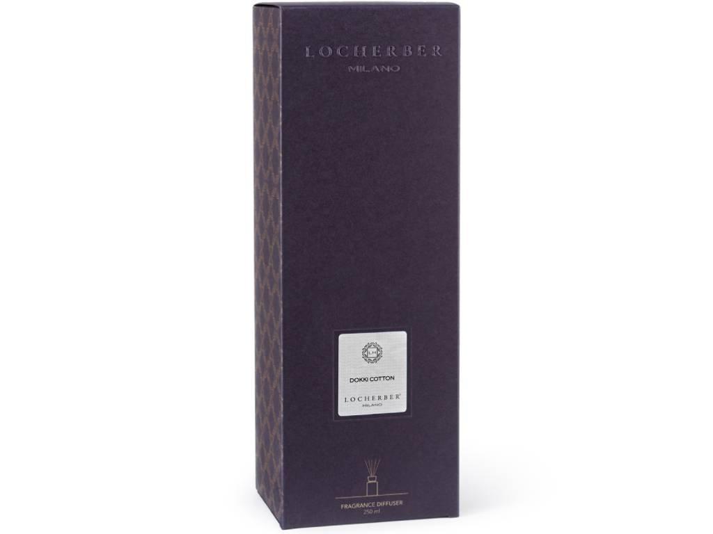 12392 locherber milano aroma difuzer dokki cotton 250 ml