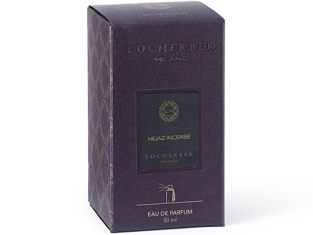 12434 locherber milano eau de parfum parfemovana voda hejaz incense 50 ml