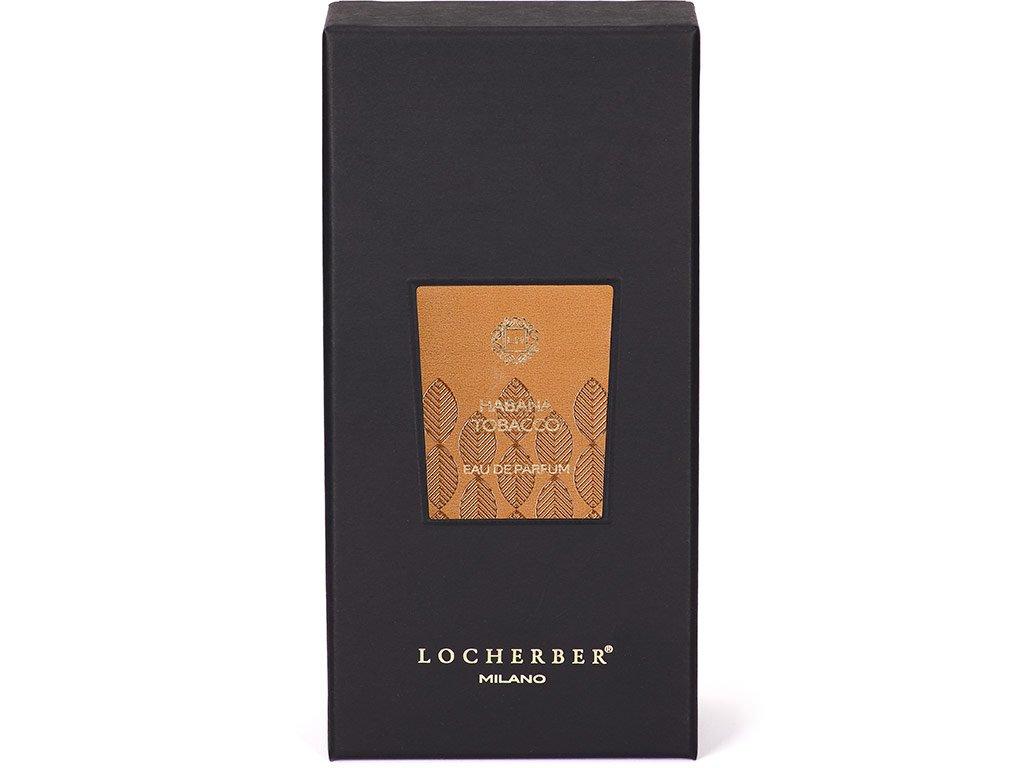 locherber milano parfem habana tobacco
