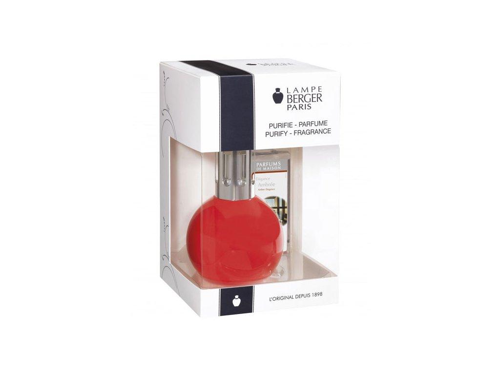 12719 1 lampe berger katalyticka lampa v darkove sade bingo cervena