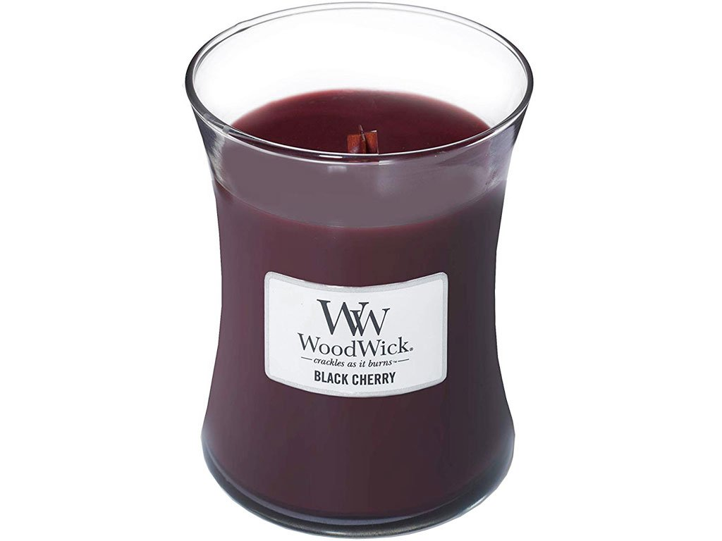 woodwick svicka black cherry stredni 1