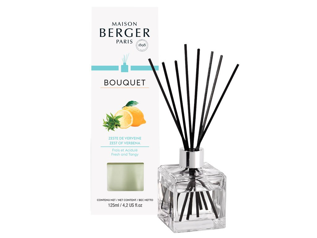 maison berger paris zest of verbena 125 ml