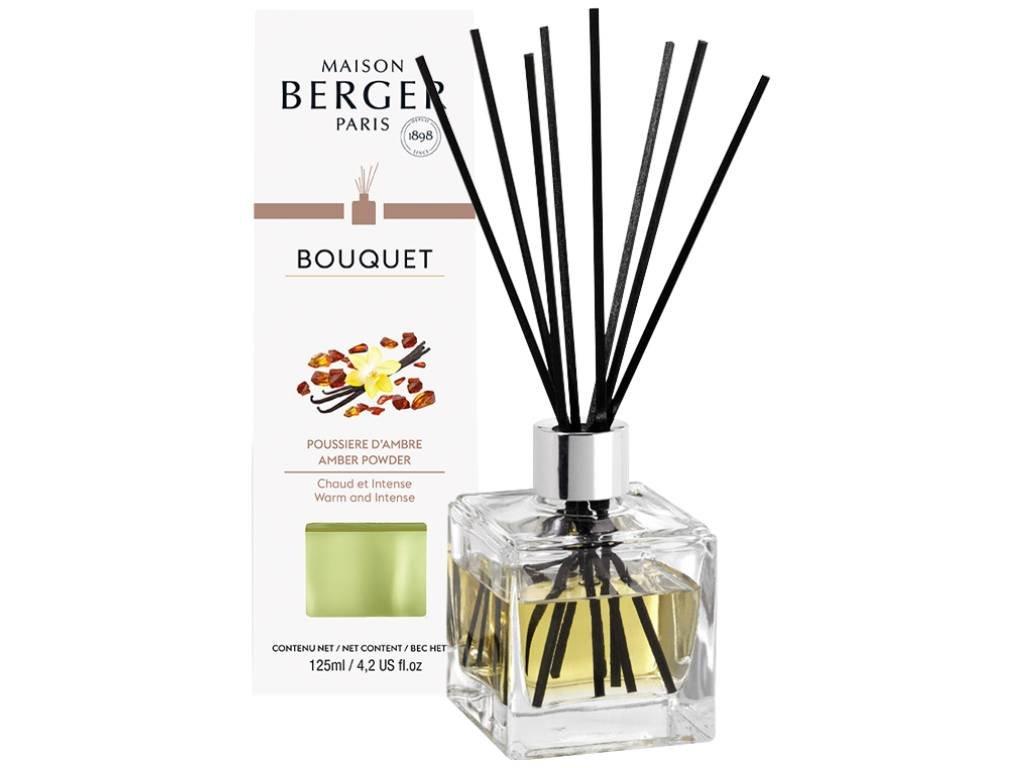 13253 parfum berger aroma difuzer cube ambrovy prach 125 ml