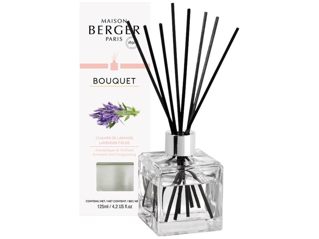 13262 1 parfum berger aroma difuzer cube levandulove pole 125 ml