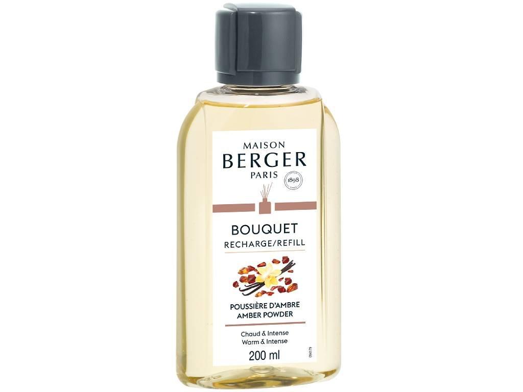maison berger paris aroma napln do difuzéru amber powder