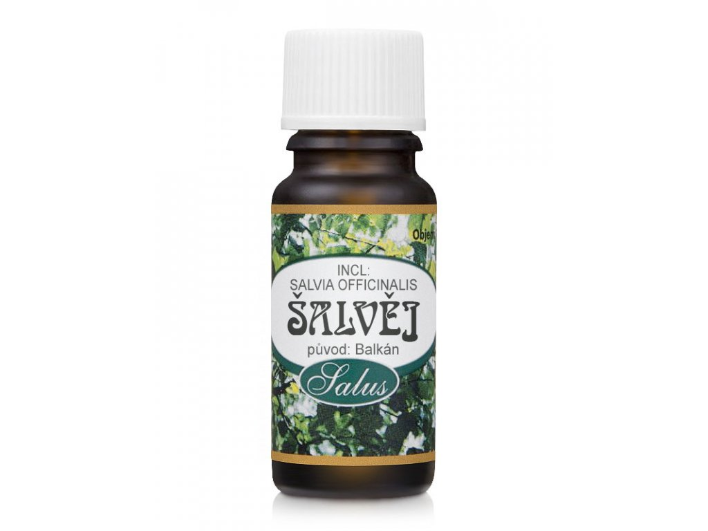 13763 saloos esencialni olej salvej 20 ml