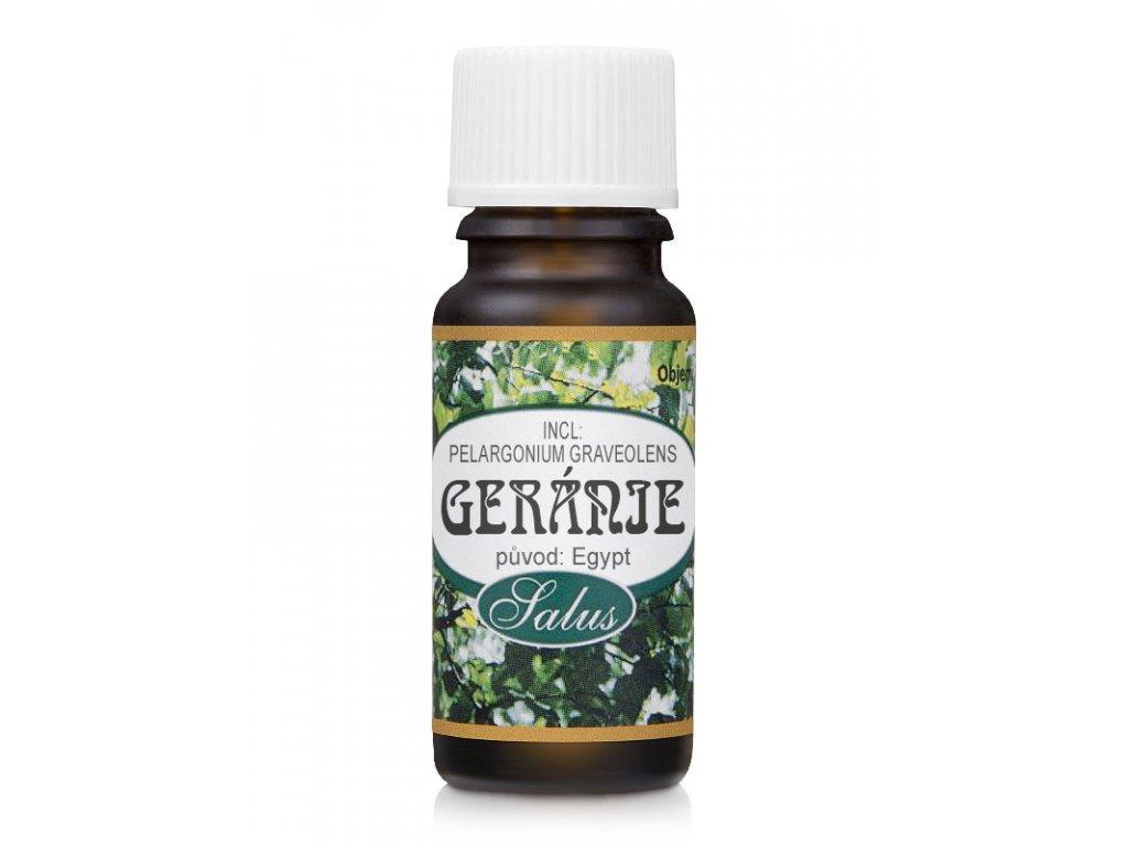 13808 saloos esencialni olej geranie 10 ml