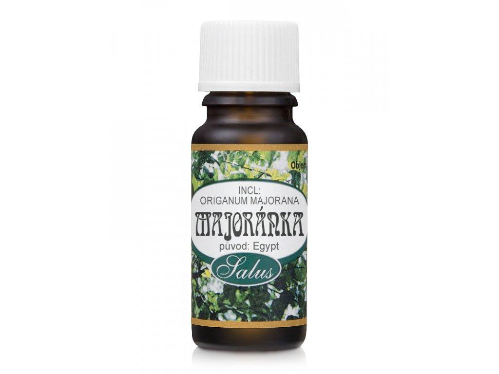 13835 saloos esencialni olej majoranka 10 ml