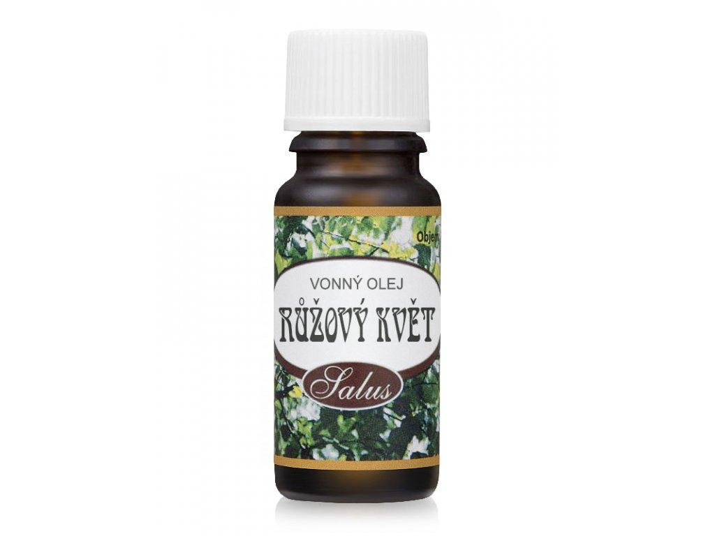 14063 saloos vonny olej ruzovy kvet 10 ml