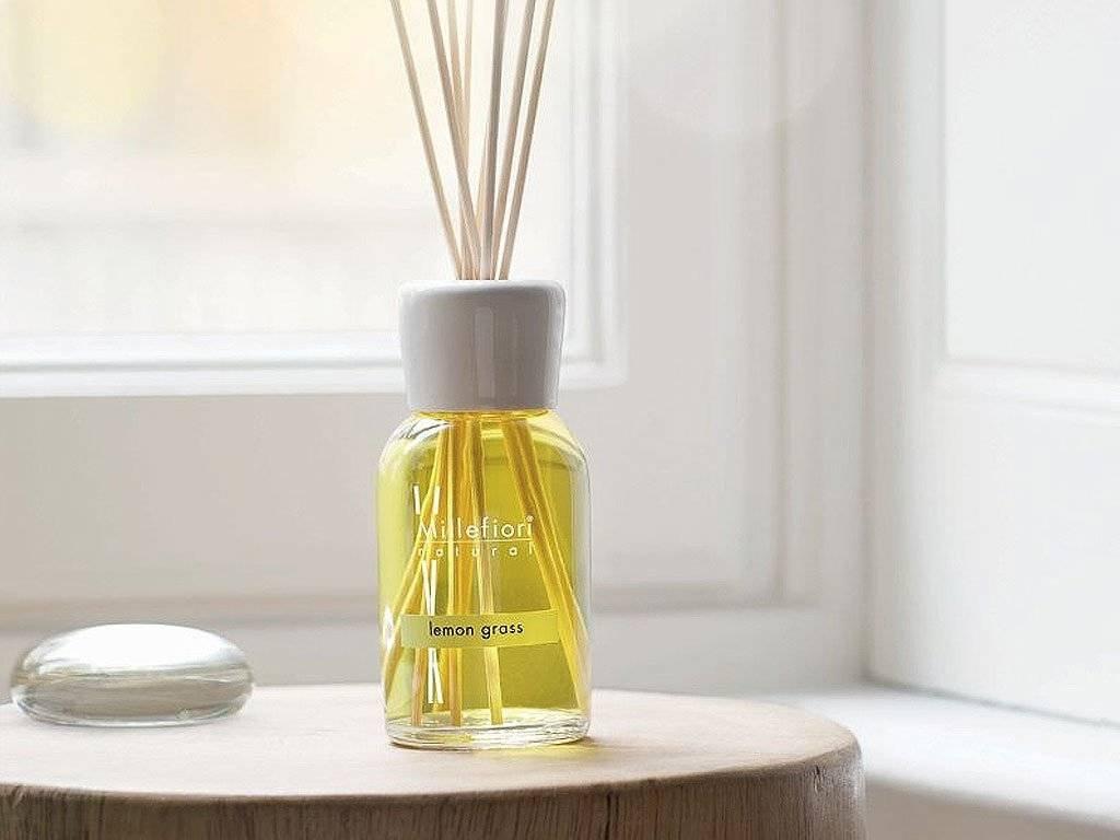 14291 1 millefiori natural aroma difuzer citronova trava 500 ml