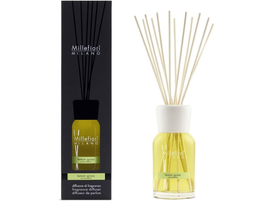 14291 millefiori natural aroma difuzer citronova trava 500 ml