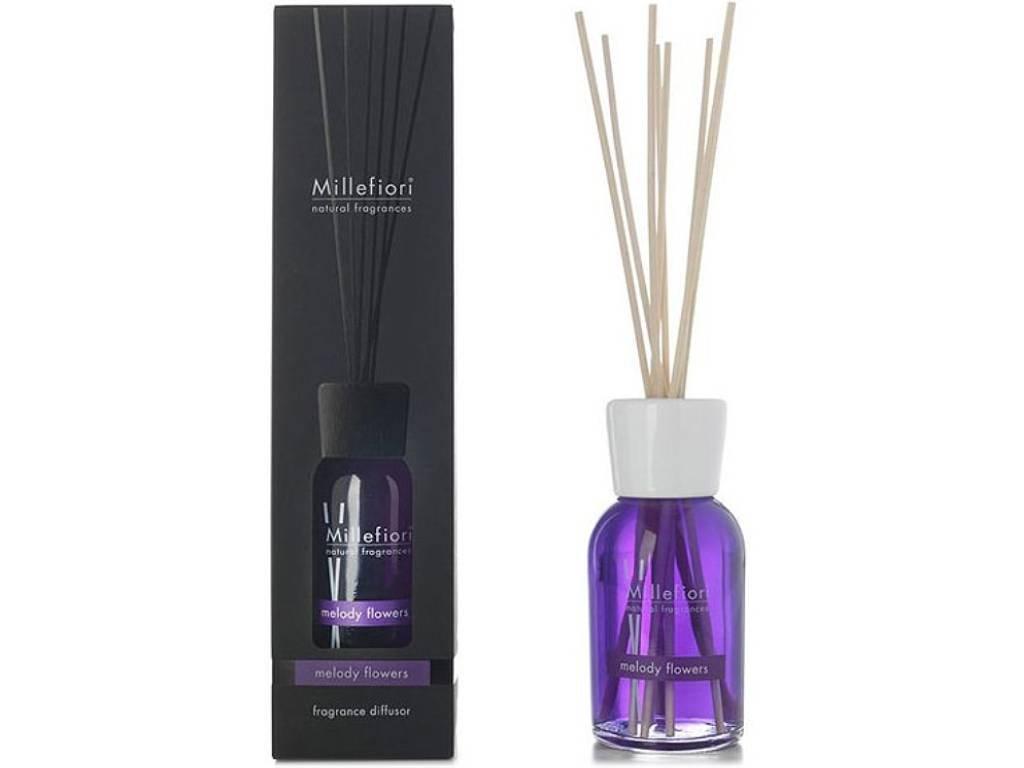14297 millefiori natural aroma difuzer melody flowers 500 ml