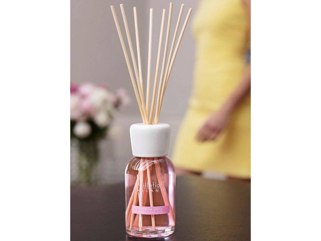 14381 1 millefiori natural aroma difuzer jasmin ylang 100 ml