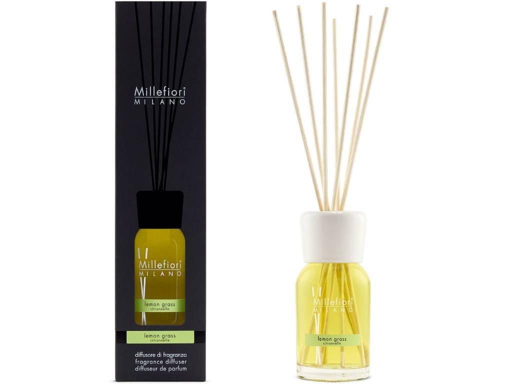 14384 millefiori natural aroma difuzer citronova trava 100 ml