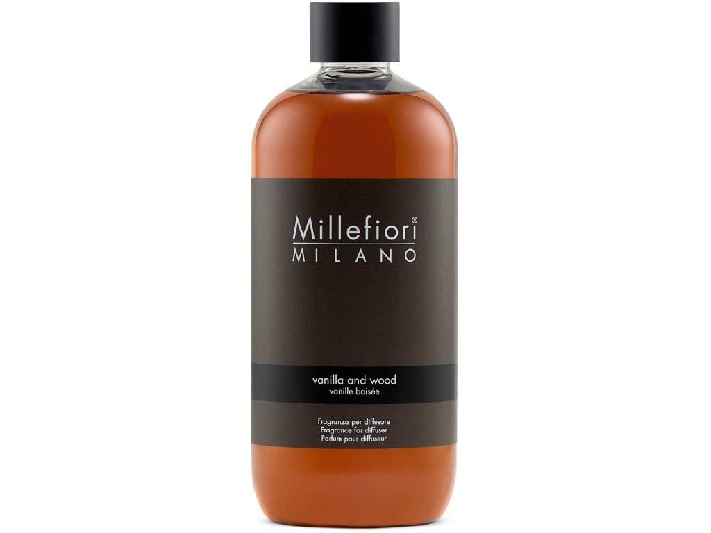 14417 millefiori natural napln do difuzeru vanilka a drevo 500 ml