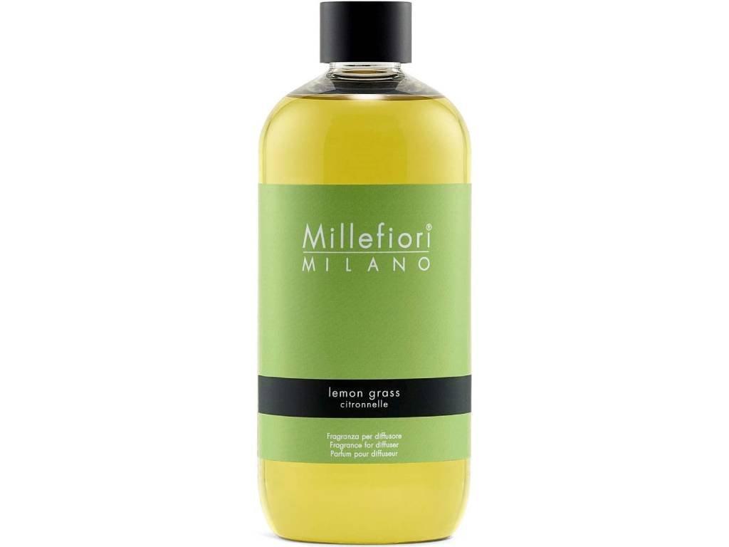 14429 millefiori natural napln do difuzeru citronova trava 500 ml